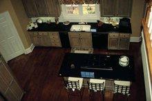 Dream House Plan - Traditional Interior - Kitchen Plan #17-2629