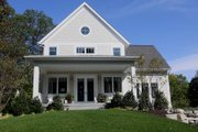 Country Style House Plan - 3 Beds 3.5 Baths 2963 Sq/Ft Plan #928-278 Exterior - Other Elevation