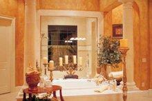 House Plan Design - Mediterranean Interior - Bathroom Plan #417-566