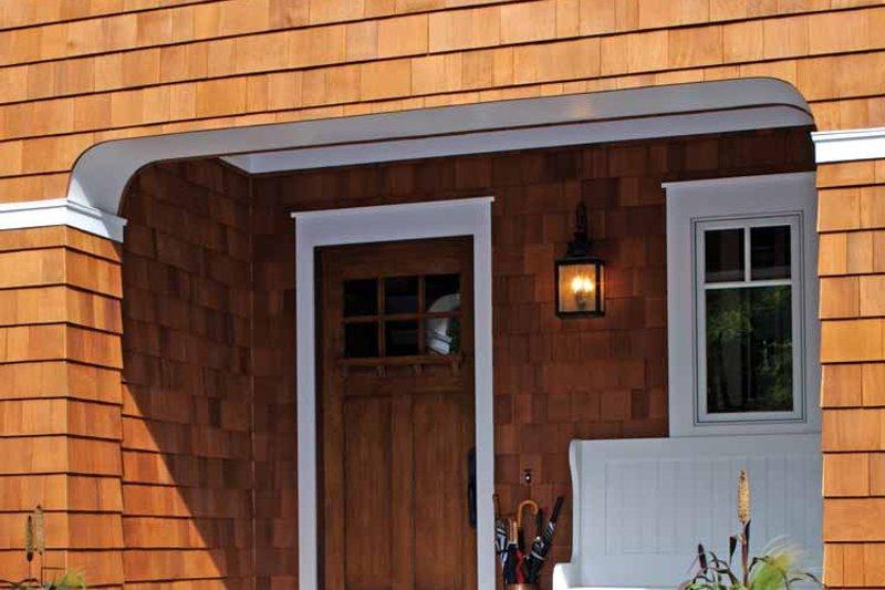 Craftsman Exterior - Front Elevation Plan #928-64 - Houseplans.com