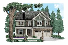 House Design - Traditional Exterior - Front Elevation Plan #927-524