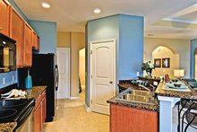 Home Plan - Country Interior - Kitchen Plan #930-362