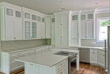 Dream House Plan - Craftsman Interior - Kitchen Plan #437-121