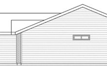 Traditional Exterior - Other Elevation Plan #124-871