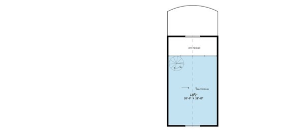 Architectural House Design - Bonus Loft