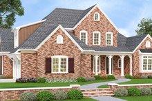 Architectural House Design - European Exterior - Front Elevation Plan #927-426