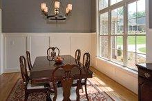 European Interior - Dining Room Plan #929-914