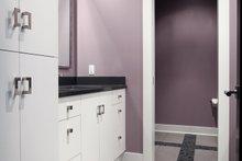 Contemporary Interior - Bathroom Plan #928-261
