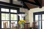Craftsman Style House Plan - 4 Beds 3.5 Baths 3053 Sq/Ft Plan #928-36 Interior - Dining Room