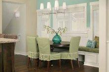 Traditional Interior - Dining Room Plan #928-111
