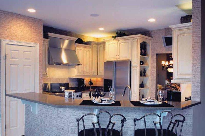 European Interior - Kitchen Plan #46-653 - Houseplans.com