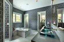 Home Plan - Contemporary Interior - Master Bathroom Plan #928-261