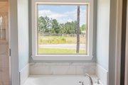 European Style House Plan - 3 Beds 2 Baths 1715 Sq/Ft Plan #430-84