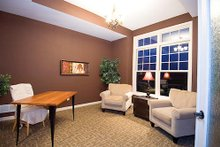 Study photo of Craftsman style home