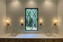 Modern Interior - Master Bathroom Plan #437-108