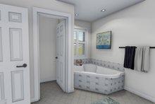 Farmhouse Interior - Master Bathroom Plan #1060-1