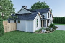 Dream House Plan - Country Exterior - Other Elevation Plan #1070-33