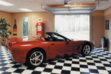 Optional Display Garage