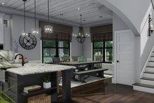 Dream House Plan - Farmhouse Interior - Dining Room Plan #120-261