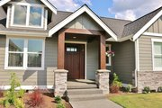 Craftsman Style House Plan - 3 Beds 2.5 Baths 2148 Sq/Ft Plan #1070-75 Photo