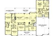Farmhouse Style House Plan - 4 Beds 3.5 Baths 3086 Sq/Ft Plan #430-222