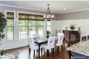 Country Style House Plan - 4 Beds 3 Baths 2578 Sq/Ft Plan #929-969 Interior - Dining Room