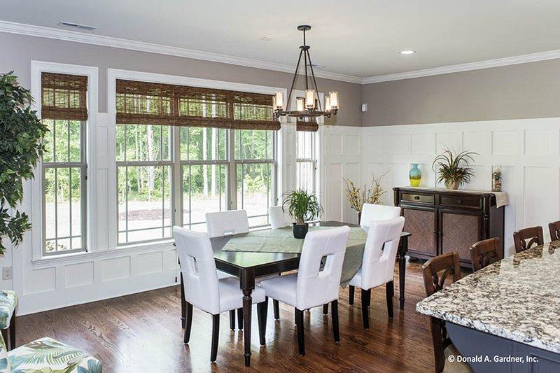 Country Interior - Dining Room Plan #929-969 - Houseplans.com