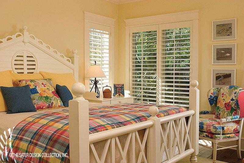 Country Interior - Bedroom Plan #930-472 - Houseplans.com