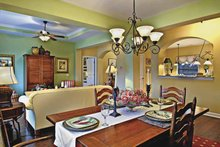 Home Plan - Country Interior - Dining Room Plan #930-364