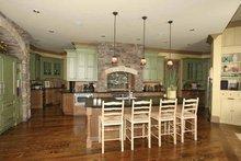 Craftsman Interior - Kitchen Plan #54-245