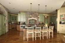 Dream House Plan - Craftsman Interior - Kitchen Plan #54-245