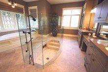 European Interior - Master Bathroom Plan #928-178