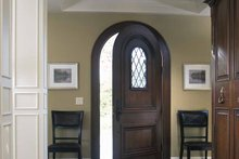 House Plan Design - Craftsman Interior - Entry Plan #928-19