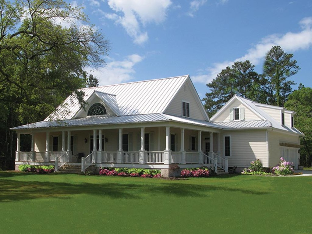 Traditional style house plan 4 beds 3 baths 2556 sq ft for Weinmaster house plans