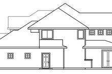 Dream House Plan - Craftsman Exterior - Other Elevation Plan #124-481