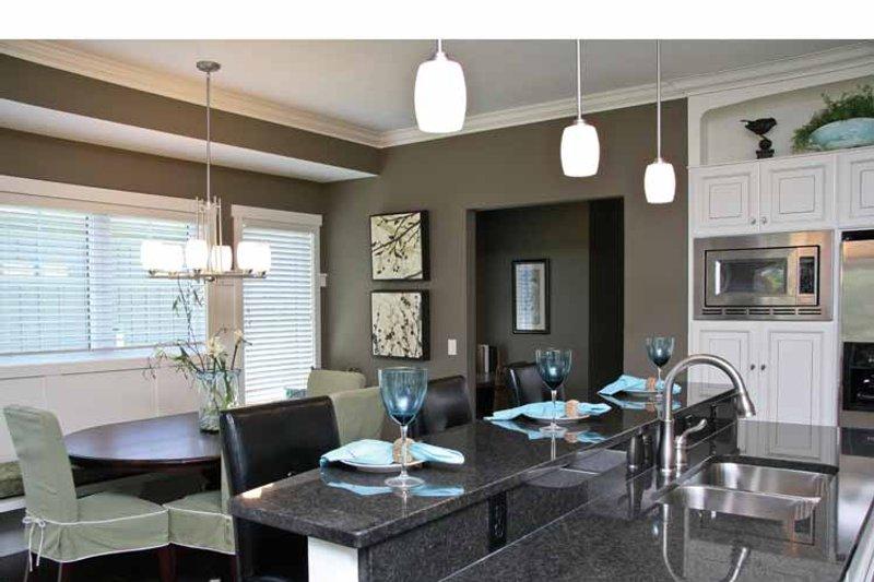 Craftsman Interior - Dining Room Plan #928-194 - Houseplans.com