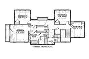 Craftsman Style House Plan - 4 Beds 2.5 Baths 2772 Sq/Ft Plan #928-272 Floor Plan - Upper Floor Plan