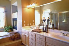 Architectural House Design - European Interior - Master Bathroom Plan #51-1094