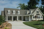 Country Style House Plan - 3 Beds 2.5 Baths 2648 Sq/Ft Plan #927-402
