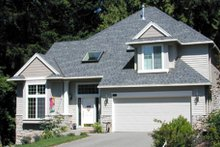 Home Plan - Traditional Exterior - Other Elevation Plan #48-445
