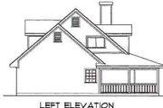 Farmhouse Style House Plan - 4 Beds 3 Baths 2143 Sq/Ft Plan #40-328