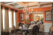 Home Plan - Colonial Interior - Dining Room Plan #927-587