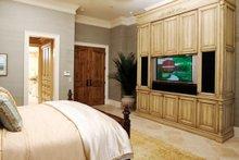Mediterranean Interior - Master Bedroom Plan #929-900