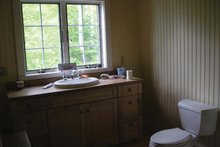 House Plan Design - Cabin Interior - Bathroom Plan #118-167