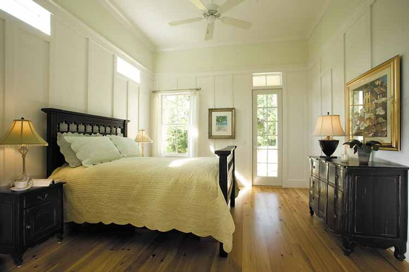 Country Interior - Master Bedroom Plan #930-358 - Houseplans.com