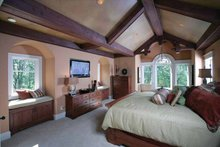 Craftsman Interior - Master Bedroom Plan #928-32