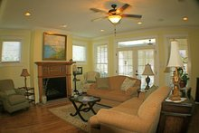 Home Plan - Country Interior - Family Room Plan #137-323