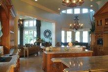 House Plan Design - Mediterranean Interior - Kitchen Plan #453-617