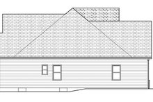 Home Plan - Ranch Exterior - Other Elevation Plan #1010-103
