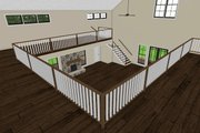 Country Style House Plan - 3 Beds 3.5 Baths 4072 Sq/Ft Plan #923-97